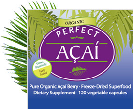 Perfect Acai Capsules & Powder